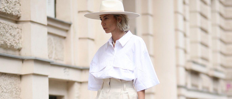 C чем носить белую рубашку: модные идеи 2020-2021