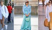 Женская рубашка оверсайз: как носить в 2021-2022 году