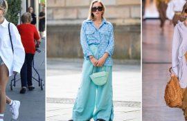 Женская рубашка оверсайз: как носить в 2020-2021 году