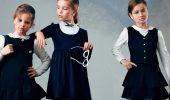 Модная школьная форма для девочек: стильные фото 2021-2022 года