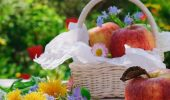 Дуже красиві привітання з Яблучним Спасом