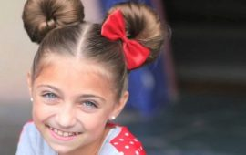 Прості і красиві зачіски в школу за 5 хвилин