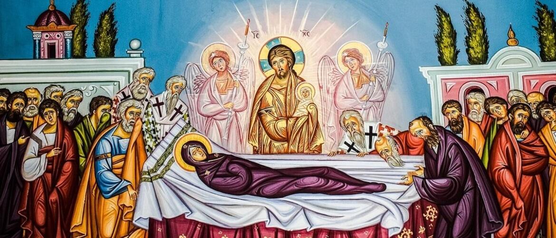 Успіння Пресвятої Богородиці – привітання в картинках, віршах, прозі