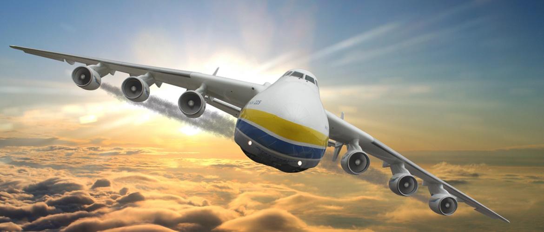 Чудові привітання з Днем авіації України