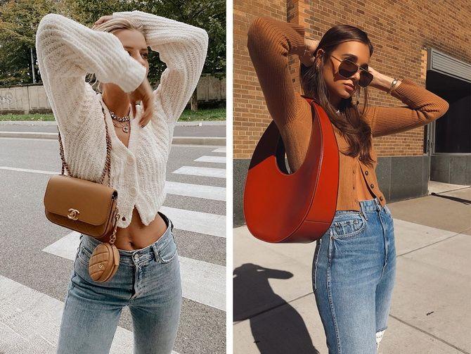 Короткий кардиган – модний атрибут осіннього гардеробу 2021-2022 26