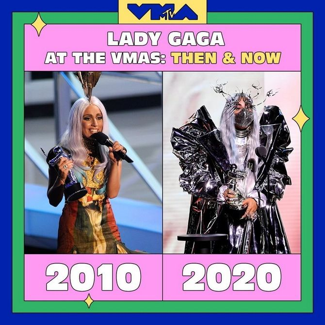 Маски Леді Гаги, найкращі відео та пісня року: як пройшла церемонія MTV Video Music Awards-2020 8