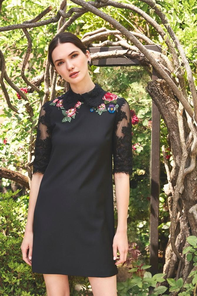 Платья с вышивкой — лучшие модели сезона 2021-2022 17