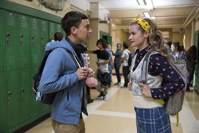 Кращі американські серіали про школу, підлітків і любов — старі і новинки 8