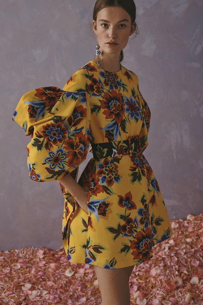 Сукня з квітами: добірка найкращих флористичних принтів 2021-2022 року 1