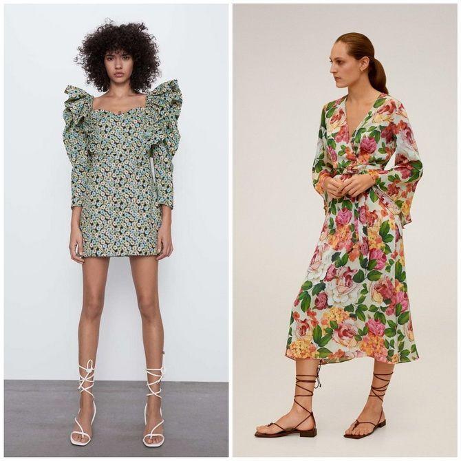 Сукня з квітами: добірка найкращих флористичних принтів 2021-2022 року 17