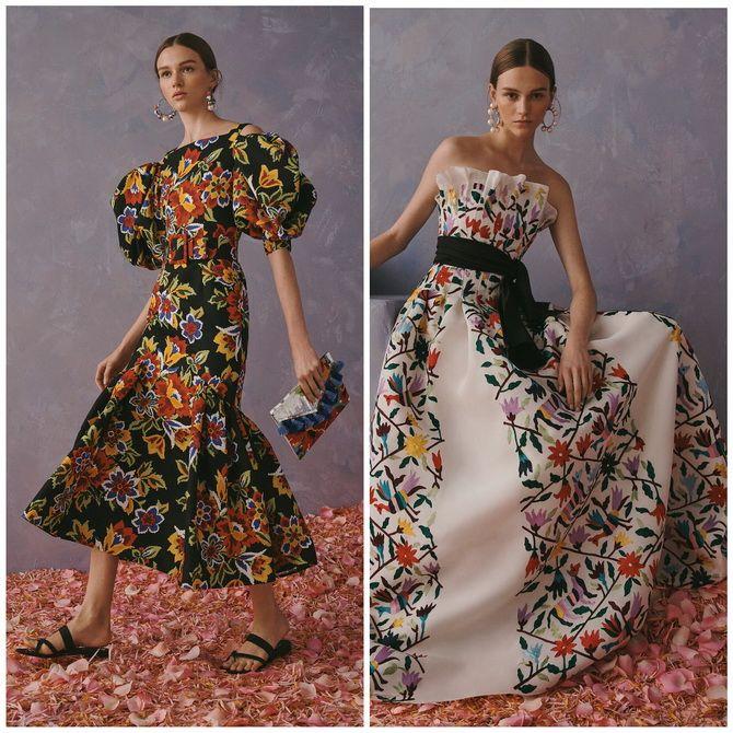Сукня з квітами: добірка найкращих флористичних принтів 2021-2022 року 2