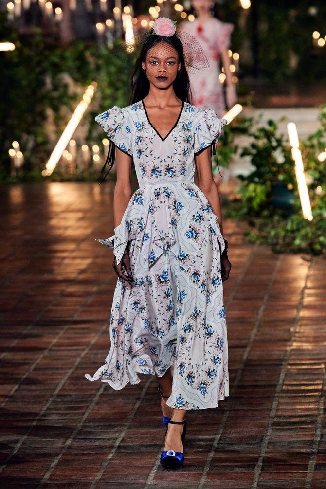 Сукня з квітами: добірка найкращих флористичних принтів 2021-2022 року 23