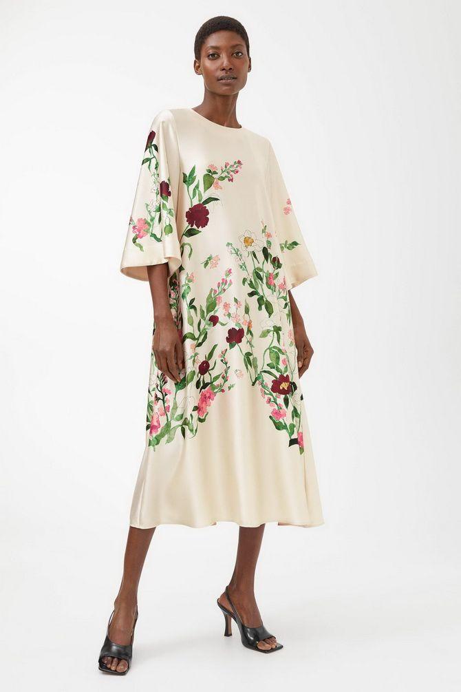 Сукня з квітами: добірка найкращих флористичних принтів 2021-2022 року 25