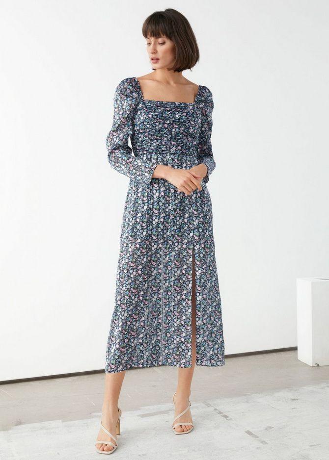 Сукня з квітами: добірка найкращих флористичних принтів 2021-2022 року 38