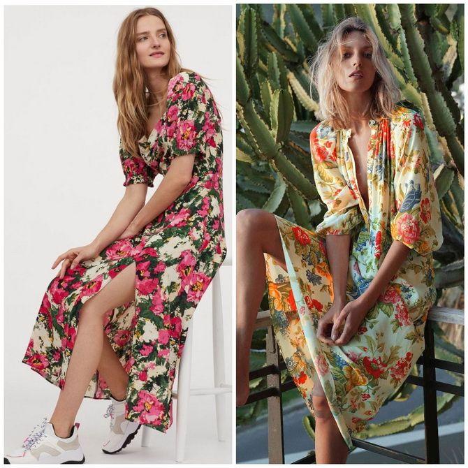 Сукня з квітами: добірка найкращих флористичних принтів 2021-2022 року 5