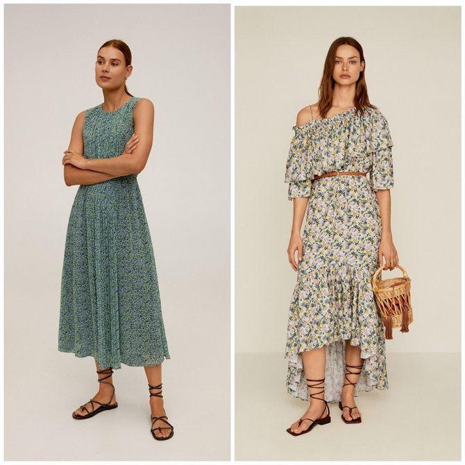 Сукня з квітами: добірка найкращих флористичних принтів 2021-2022 року 7
