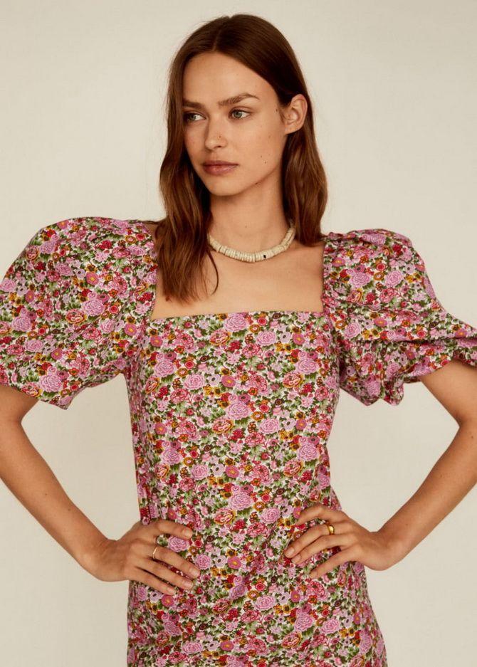 Сукня з квітами: добірка найкращих флористичних принтів 2021-2022 року 9