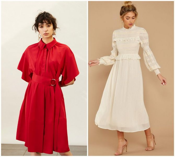Сукня-трапеція: найкращі моделі та фасони 2020-2021 року 16