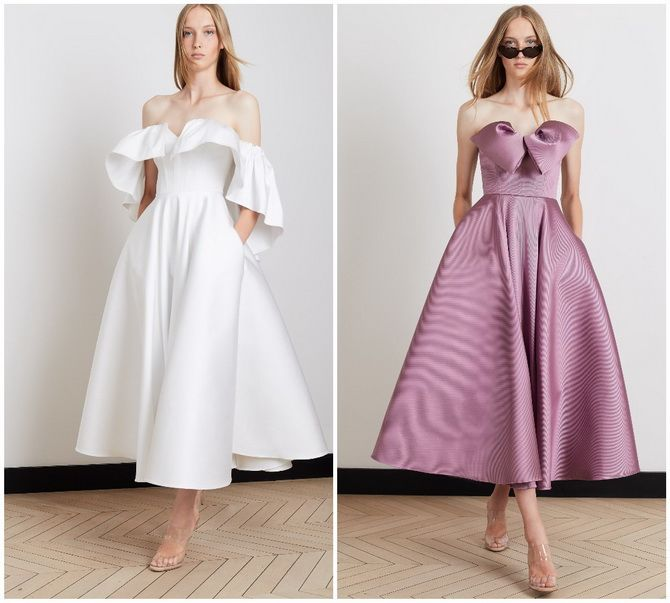 Сукня-трапеція: найкращі моделі та фасони 2020-2021 року 17