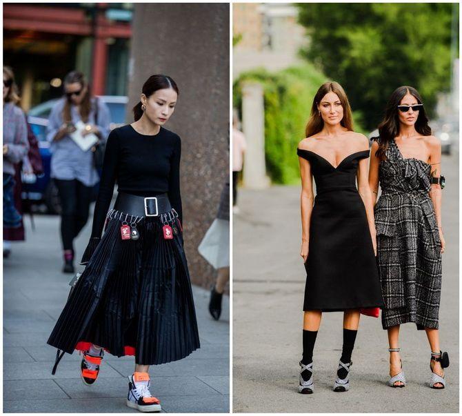 Сукня-трапеція: найкращі моделі та фасони 2020-2021 року 25