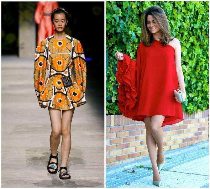 Сукня-трапеція: найкращі моделі та фасони 2020-2021 року 26