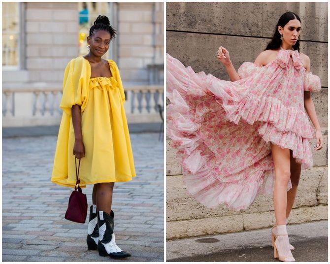 Сукня-трапеція: найкращі моделі та фасони 2020-2021 року 5