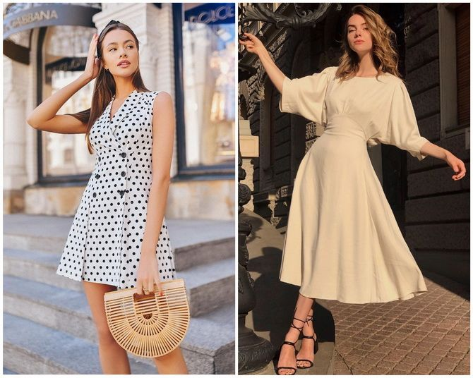 Сукня-трапеція: найкращі моделі та фасони 2021-2022 року 6