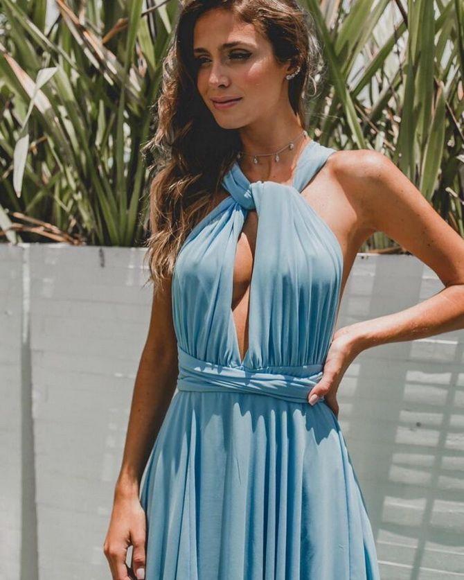 У грецькому стилі: красиві та ніжні сукні 2020-2021 11