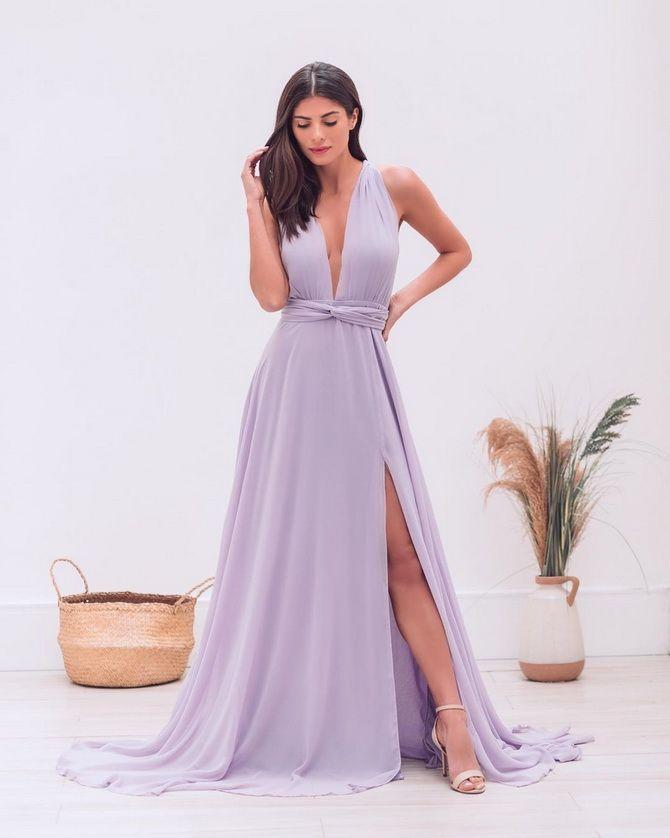 У грецькому стилі: красиві та ніжні сукні 2020-2021 13