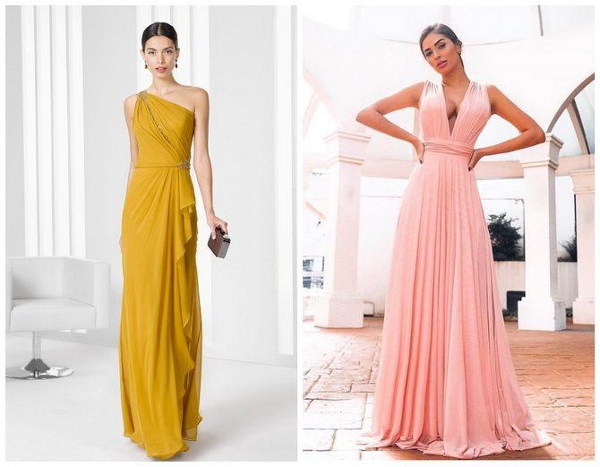У грецькому стилі: красиві та ніжні сукні 2020-2021 14
