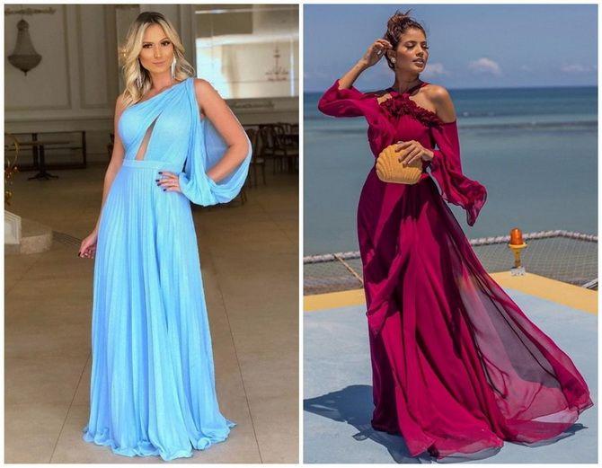 У грецькому стилі: красиві та ніжні сукні 2020-2021 16