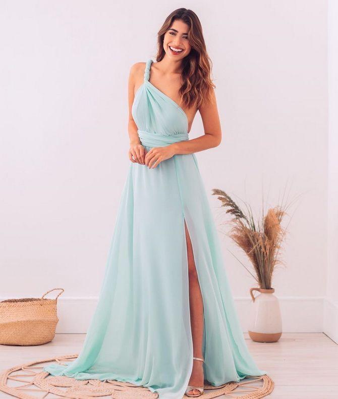 У грецькому стилі: красиві та ніжні сукні 2020-2021 6