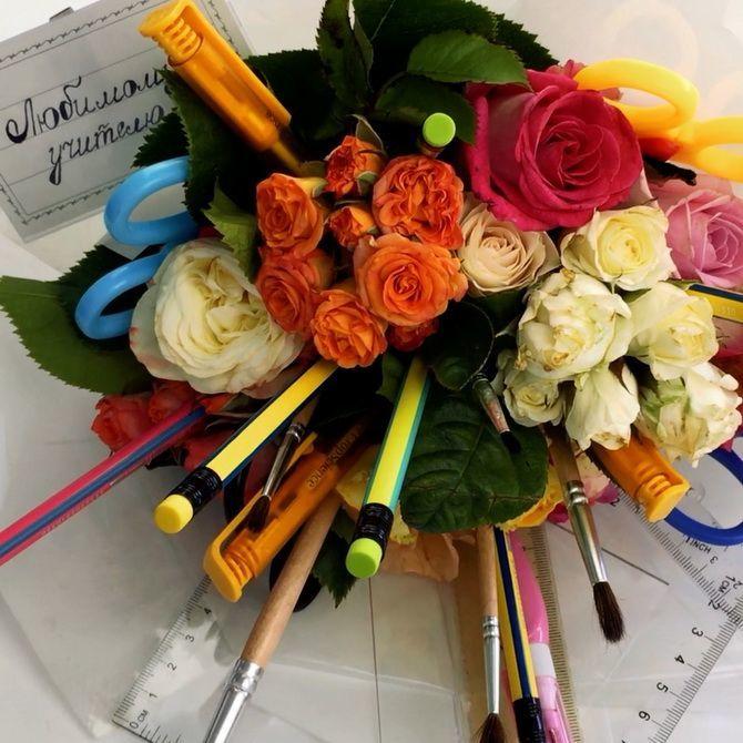 Подарунок до дня вчителя своїми руками: найкращі ідеї та майстер-класи 14