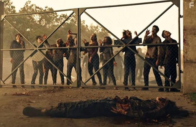 У полоні у жаху: кращі фільми про зомбі 2020 року 7