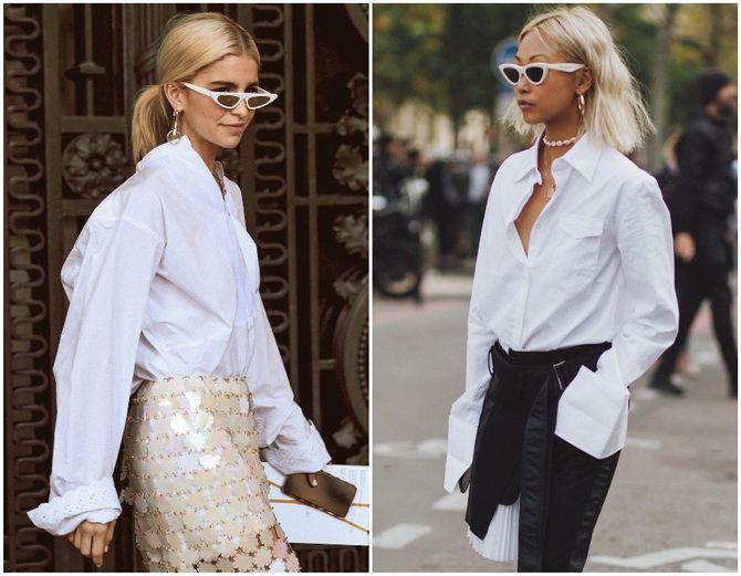 Жіноча сорочка оверсайз: як носити в 2021-2022 році 1