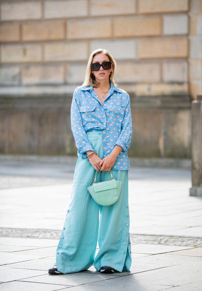 Жіноча сорочка оверсайз: як носити в 2021-2022 році 22