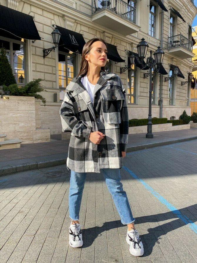 Жіноча сорочка оверсайз: як носити в 2021-2022 році 23