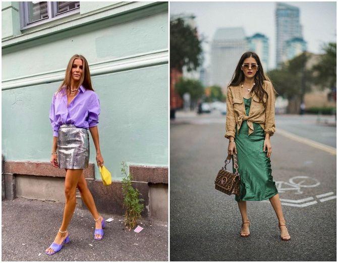 Жіноча сорочка оверсайз: як носити в 2021-2022 році 26