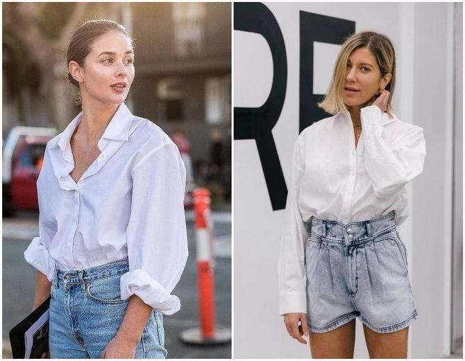 Жіноча сорочка оверсайз: як носити в 2021-2022 році 5