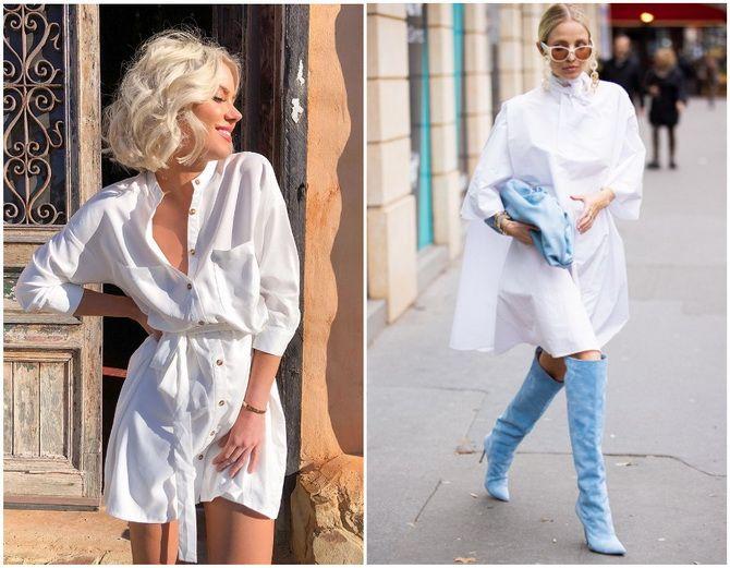 Жіноча сорочка оверсайз: як носити в 2021-2022 році 7