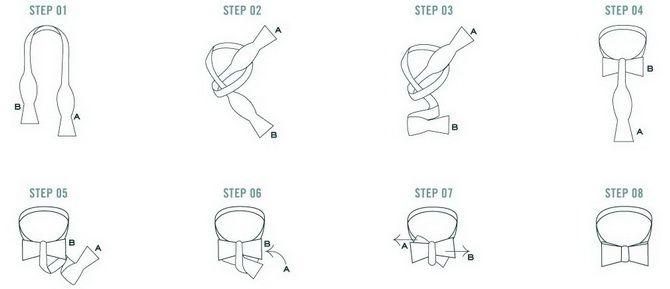 Як зав'язати краватку – 5 кращих способів 11