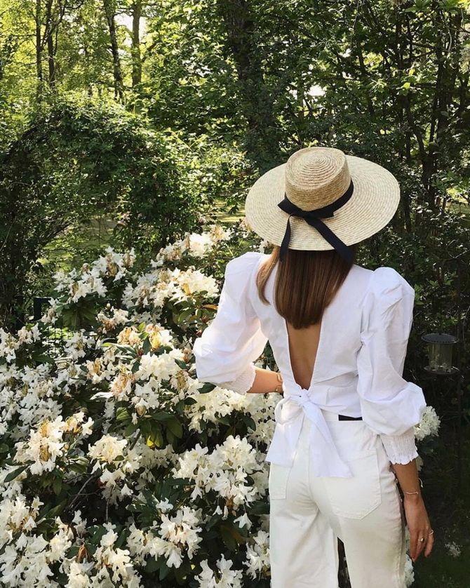 C чем носить белую рубашку: модные идеи 2020-2021 30