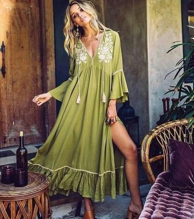 Сукні з вишивкою – кращі моделі сезону 2020-2021 33