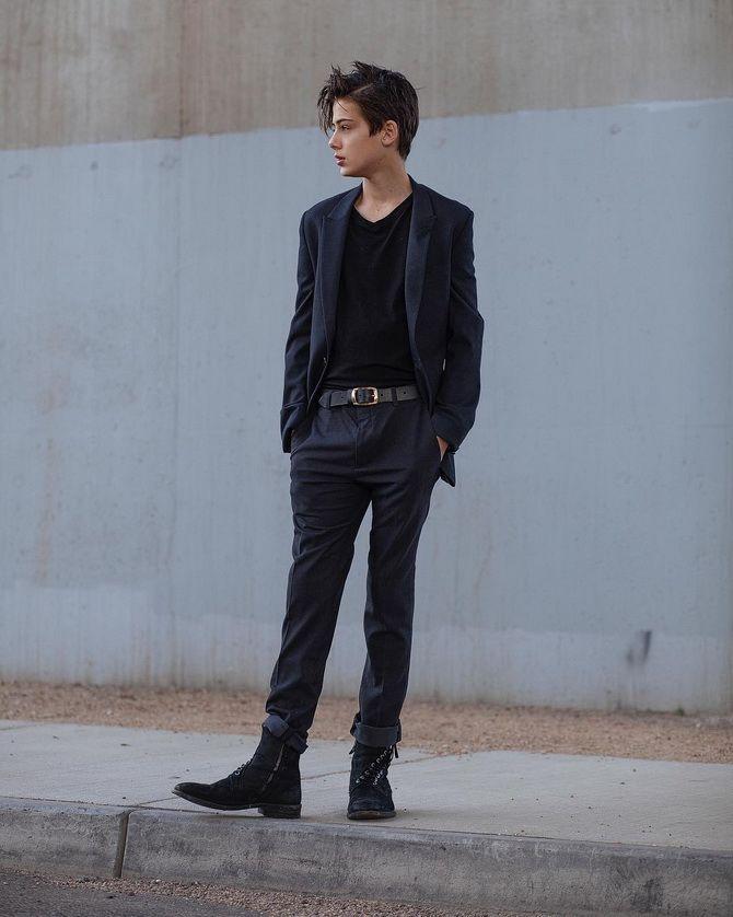 Модний одяг для підлітків 2021-2022: складаємо стильний гардеробчик 49