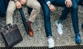 Как сочетать брюки и обувь для мужчин – правила и полезные советы