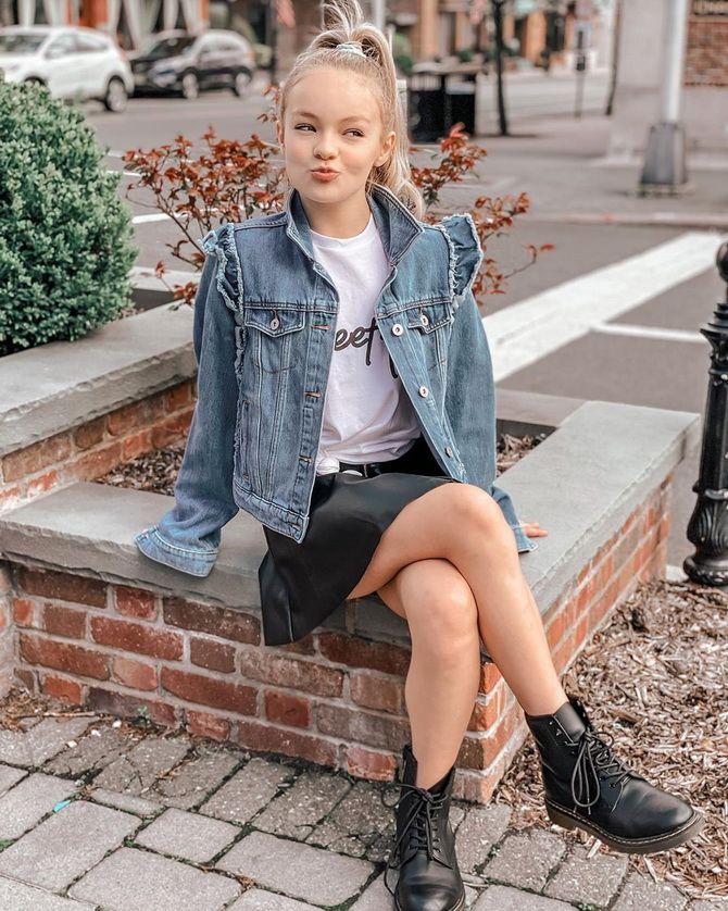 Модний одяг для підлітків 2021-2022: складаємо стильний гардеробчик 17