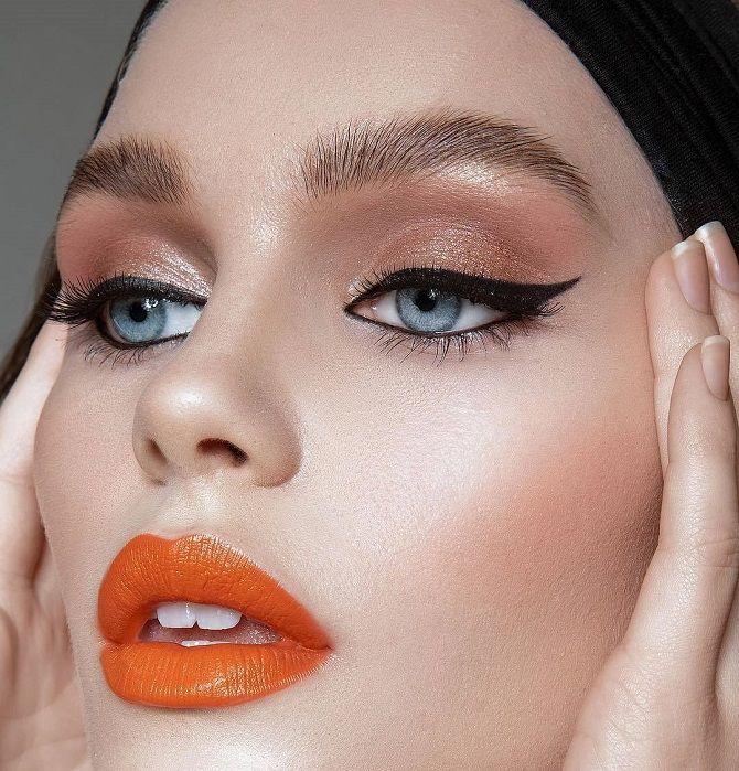 Ідеальна форма брів: ідеї для різних типів обличчя, модні тенденції 2020 року 8