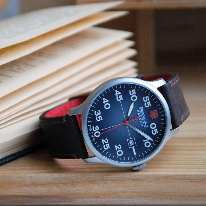 наручний годинник Swiss Military Hanowa