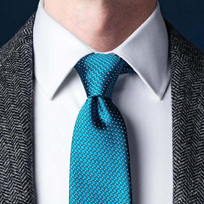 Как завязать галстук — 5 лучших способов 3