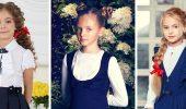 Топ-12 сучасних і модних зачісок в школу для підлітків: нові ідеї, фото